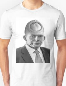 """Tony Abbot - Dick Head"" T-shirt T-Shirt"
