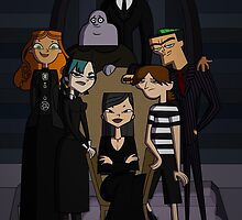 The TDI Addams Family by ohmarceline