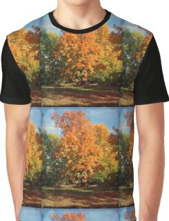 Changing Colors Graphic T-Shirt