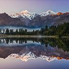 Glorious Lake Matheson by Images Abound | Neil Protheroe