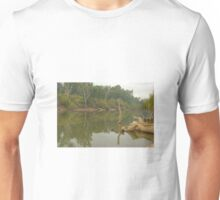 reflections on the murray river Unisex T-Shirt