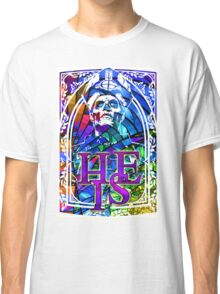 STAINED GLASS - he is Classic T-Shirt