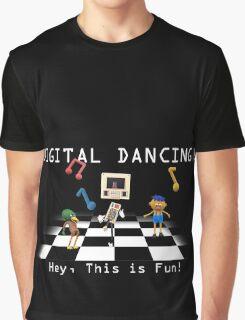 DHMIS - Digital Dancing Don't Hug Me I'm Scared 4 Graphic T-Shirt