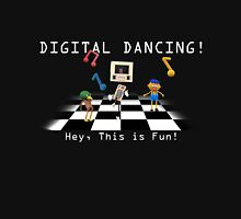 DHMIS - Digital Dancing Don't Hug Me I'm Scared 4 Unisex T-Shirt