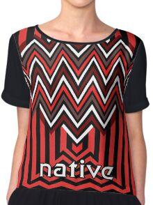 Native Chiffon Top