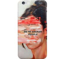 screen lyrics - twenty øne piløts iPhone Case/Skin