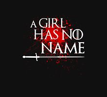 A Girl Has No Name (blood splatter) Unisex T-Shirt