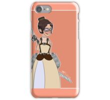 Titan slaying brides - Hanji Ver iPhone Case/Skin