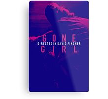 GONE GIRL 3 Metal Print