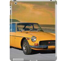 1972 MGB GT iPad Case/Skin