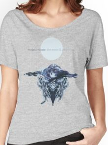 the moon & antarctica Women's Relaxed Fit T-Shirt