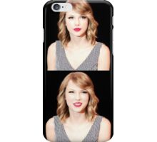 taylor swift interview iPhone Case/Skin