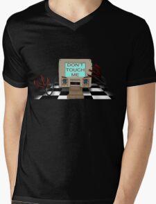 DHMIS - Bad Touch Don't Hug Me I'm Scared 4 Mens V-Neck T-Shirt