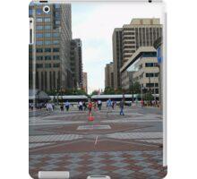 Exchange Pl Jersey City iPad Case/Skin
