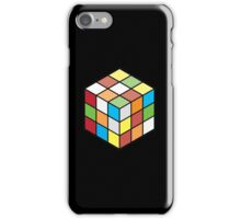 Rubix Cube iPhone Case/Skin