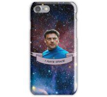 I Hate Space - Leonard McCoy iPhone Case/Skin