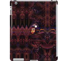 Neon Owl Thunderstorm Flash Fantasia iPad Case/Skin