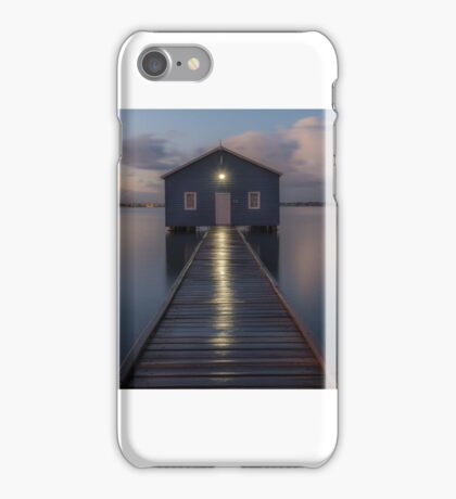 crawley boat shed iPhone Case/Skin
