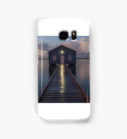 crawley boat shed Samsung Galaxy Case/Skin