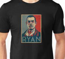 Andrew Ryan Unisex T-Shirt
