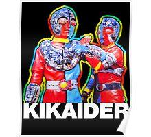 Android Kikaider!!! Poster