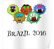 #Brazil #Olympics2016 #Rio Poster