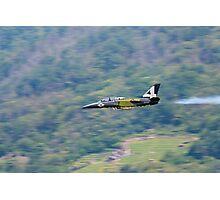 Breitling jet team Photographic Print