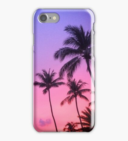 Purple Twilight iPhone Case/Skin