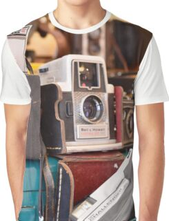 A Shot in Time Graphic T-Shirt