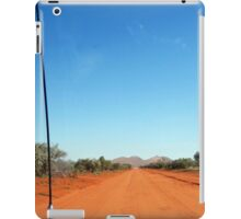 Docker River Road N.T. iPad Case/Skin