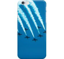 Breitling jet team iPhone Case/Skin