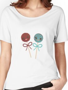 2 Yummy cakepops Women's Relaxed Fit T-Shirt