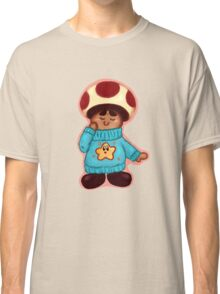 Toad in a Sweater Classic T-Shirt