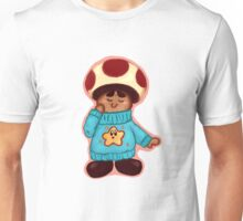Toad in a Sweater Unisex T-Shirt