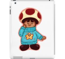 Toad in a Sweater iPad Case/Skin