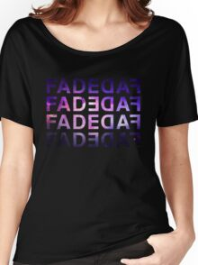 FADED AF  Women's Relaxed Fit T-Shirt