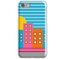 Colorful urban summer iPhone Case/Skin