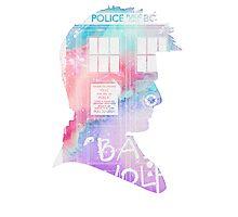 doctor who-David Tennant Photographic Print