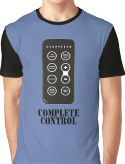 Complete Control Graphic T-Shirt