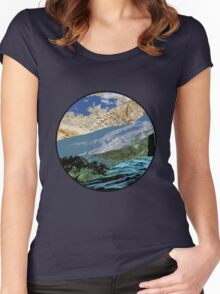 The Beautiful Earth Women's Fitted Scoop T-Shirt