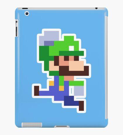 PixelStiff Luigi iPad Case/Skin