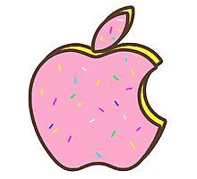 apple mac Photographic Print