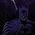 Batman by kracov