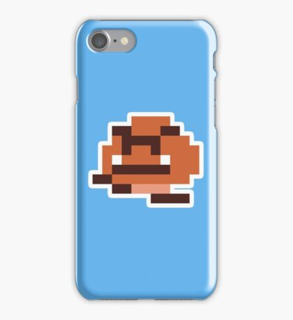 PixelStiff Goomba iPhone Case/Skin