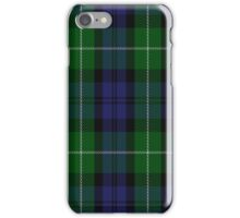 01884 Campbell of Argyll (Smith) Clan/Family Tartan  iPhone Case/Skin
