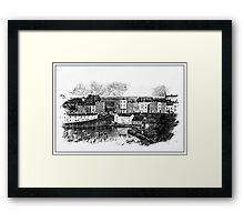 Tenby Harbour Framed Print