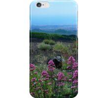 Etna Flowers iPhone Case/Skin
