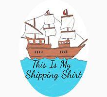 Shipping Shirt Unisex T-Shirt