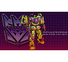 Transformers Devastator Photographic Print