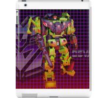 Transformers Devastator iPad Case/Skin
